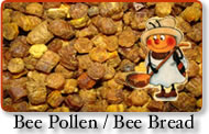 Bee pollen Bee bread