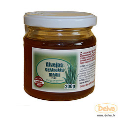 aloe in honey (200 g)