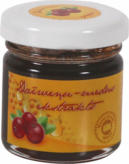 Cranberry - honey extract